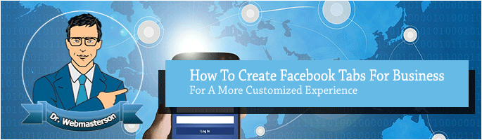 How to create Facebook tabs for business