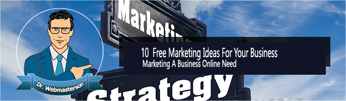 10 Free Marketing Tips