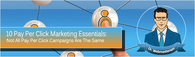 10 PPC marketing essentials