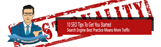 10 SEO tips to get you started