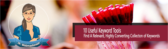 10 Useful Keyword Tools