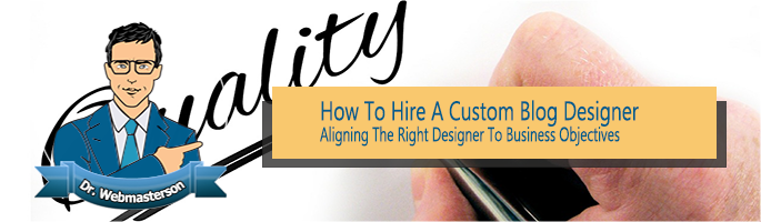 How to hire the Right Blog designer