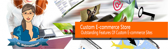Important Design Features for a Custom e-Commerce Store