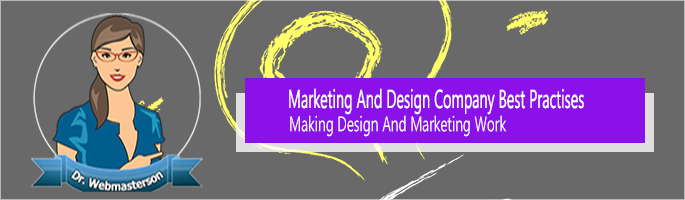 Marketing and Design company best practise