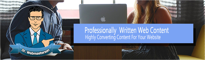The Benefits of Getting a Professional to Write Content for Your Website