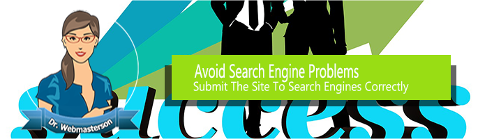Avoid Search Engine Problems