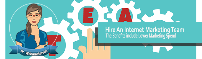 Why Hire an Internet Marketing Team