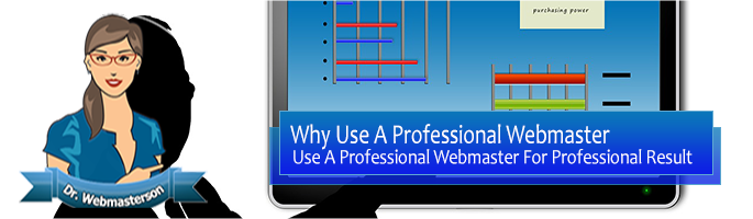 Why Use a Professional Webmaster